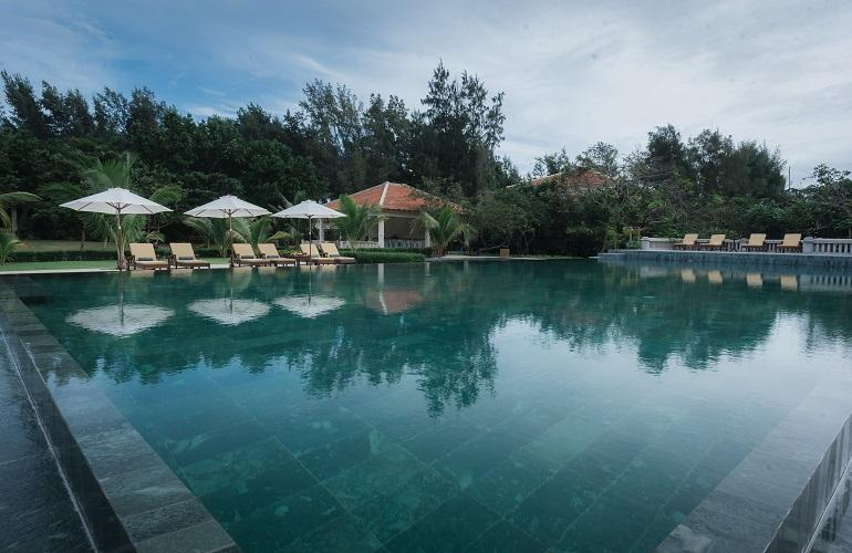 Swimming Pool, Poulo Condor Boutique Resort & Spa