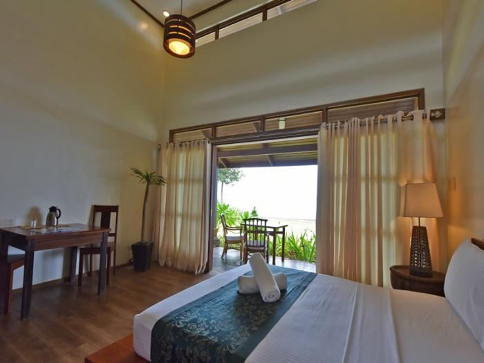 Bedroom, El Nido Cove Resort
