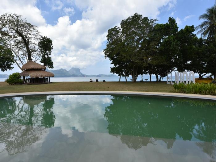 Swimming pool, El Nido Cove Resort
