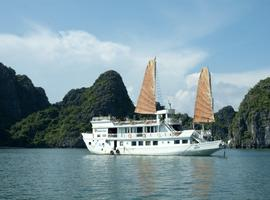 Dragon Pearl, Halong Bay