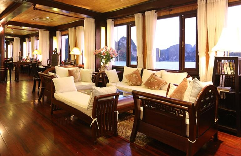 Bar & Lounge, Halong Jasmine