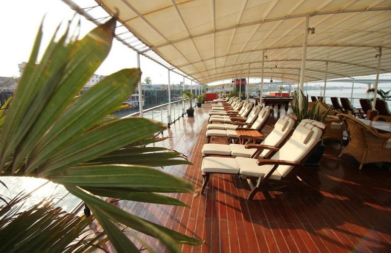 Sundeck, Pandaw River Cruise