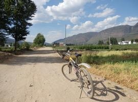 cycling in China's Yunnan Province