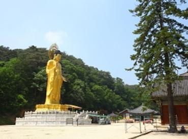 Hwaeomsa Temple, Jirisan National Park