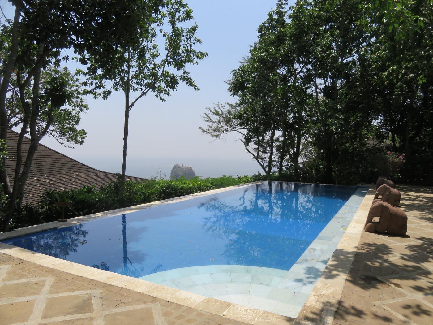 Popa mountain resort bamboo travel for Swimming pool resort in gensan