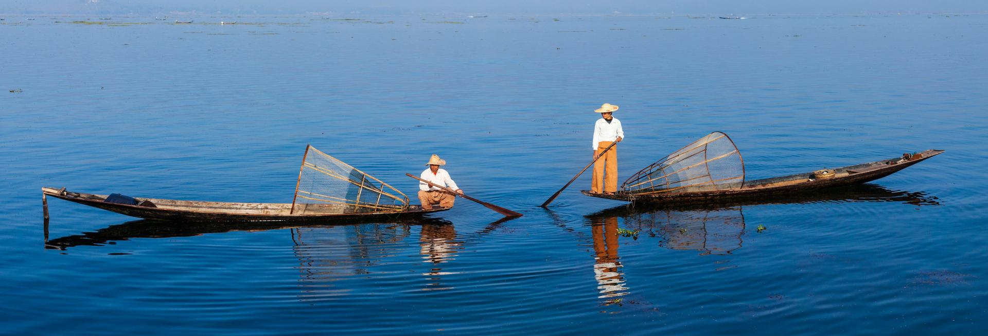 Fishermen, Inle Lake