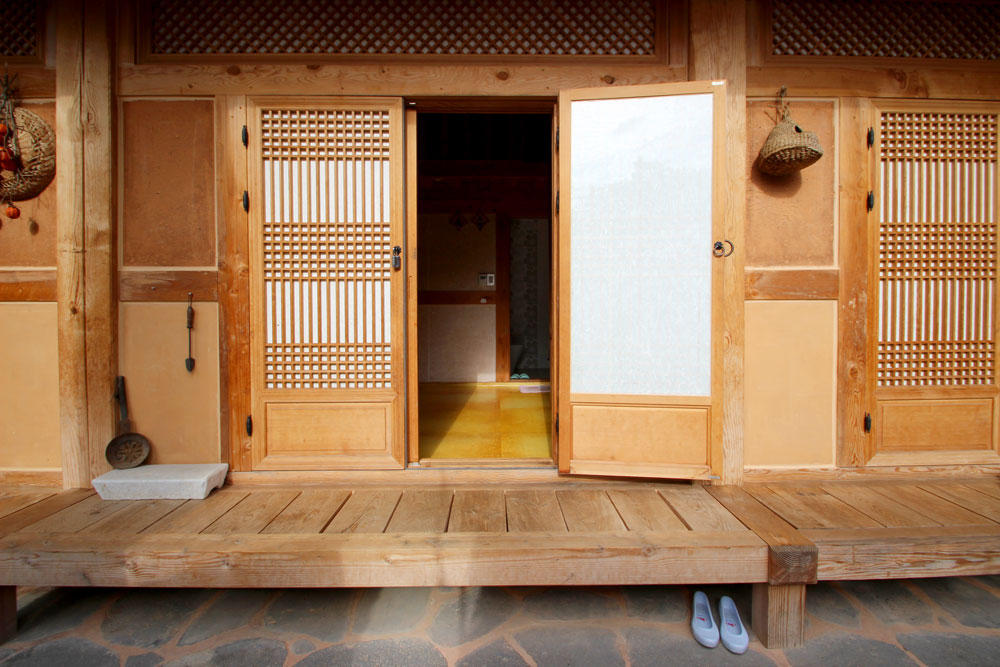 Outside Room, Doldam House, Jeonju