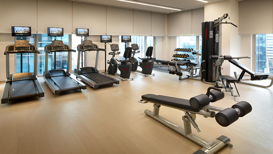 Fitness Centre, Shilla Stay Gwanghwamun