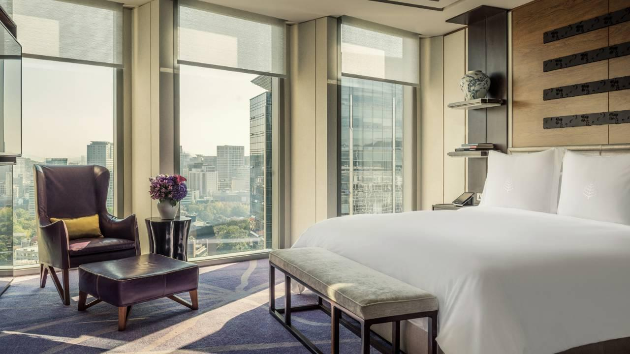 Deluxe Room, Four Seasons, Seoul