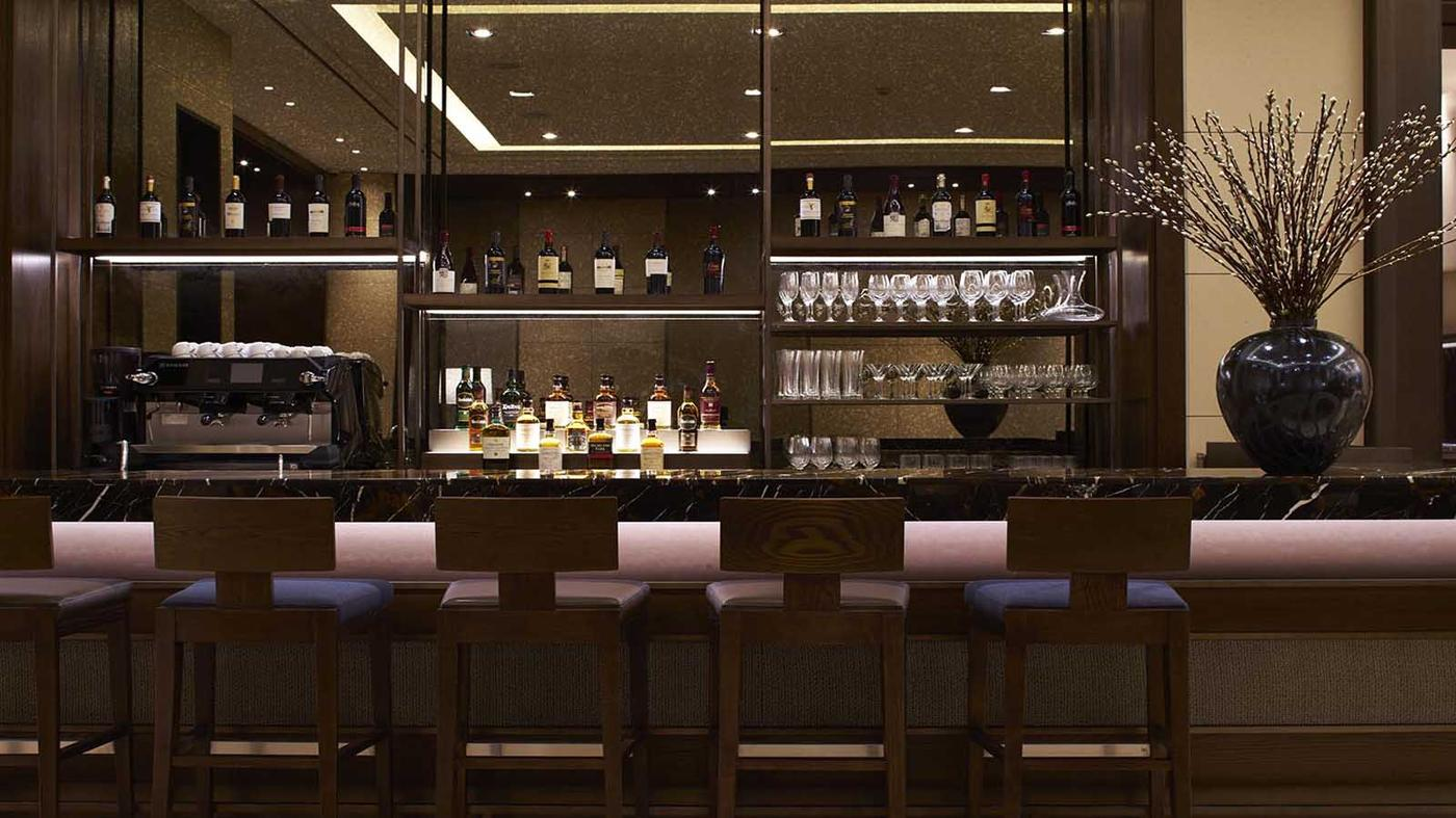 Bar, Four Points by Sheraton Namsan, Seoul