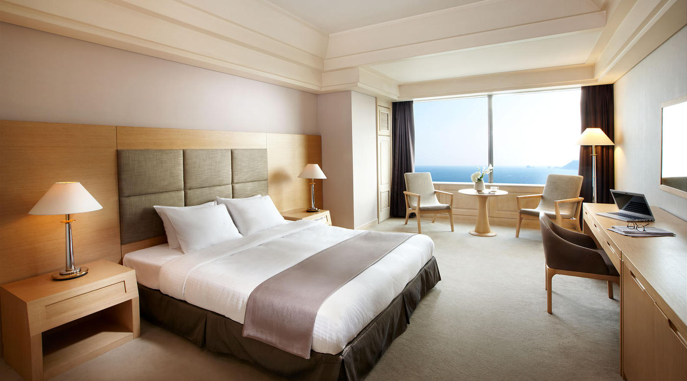 Sea View Room, Haeundae Grand, Busan
