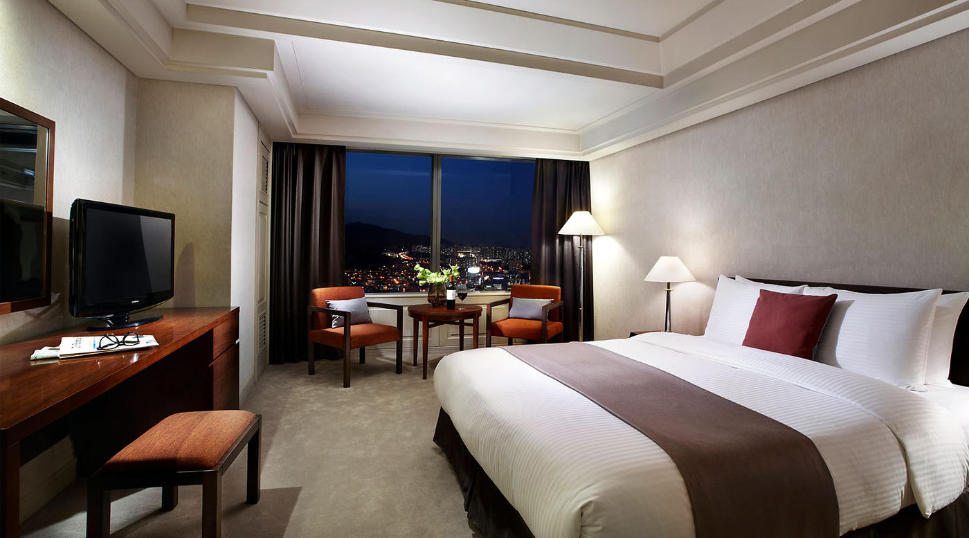 City View Room, Haeundae Grand, Busan