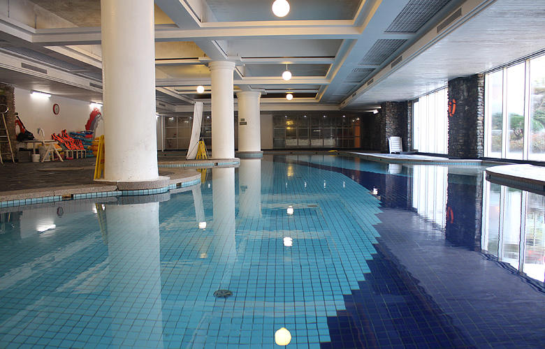 Indoor Pool, Kensington Flora, Pyeongchang