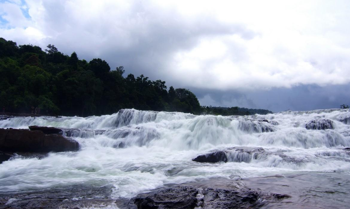 Tatai Waterfalls