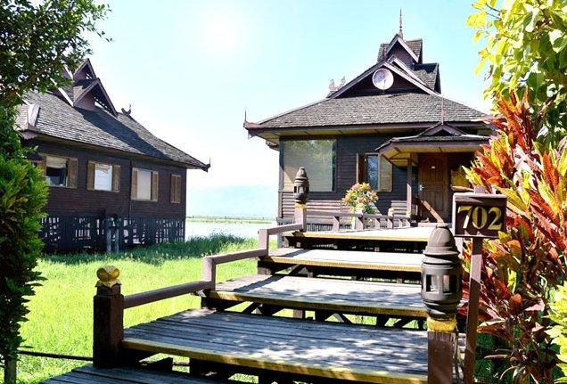 Cottage, Inle Resort & Spa