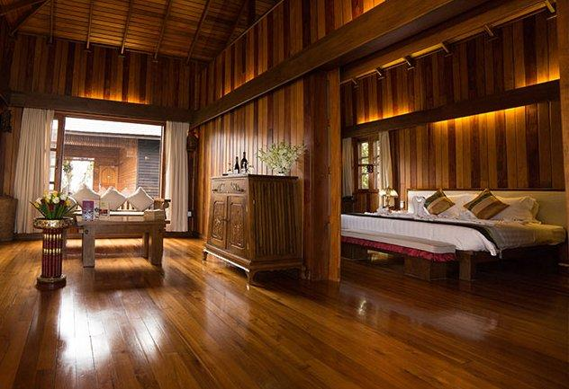 Royal Villa, Inle Resort & Spa