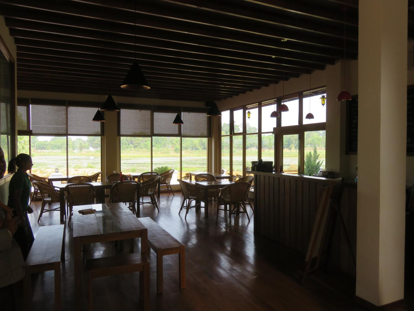 Restaurant, Loikaw Lodge