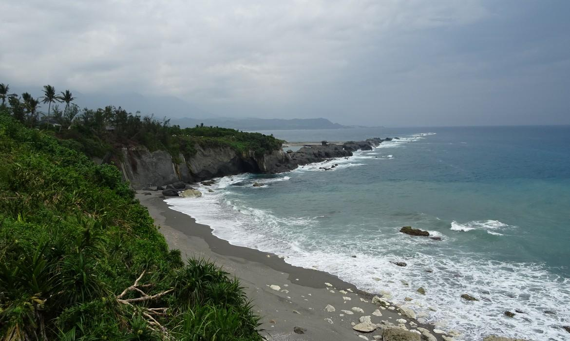 Taitung to Hualien