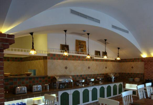 Restaurant, Hotel Bay View