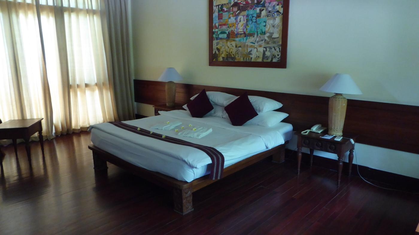 Deluxe Room, The Hotel @ Tharabar Gate