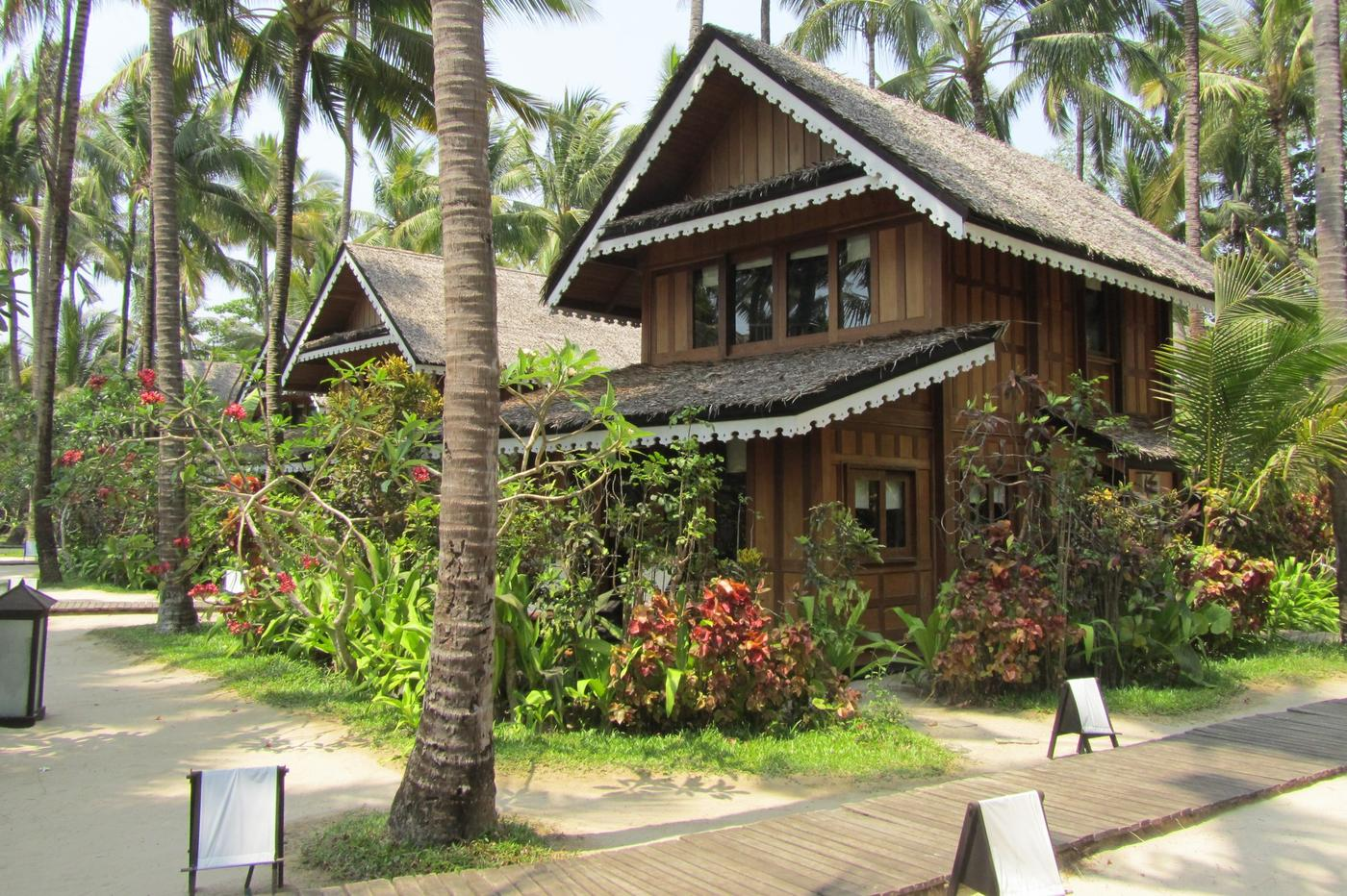Beachfront Cottage, Sandoway Resort