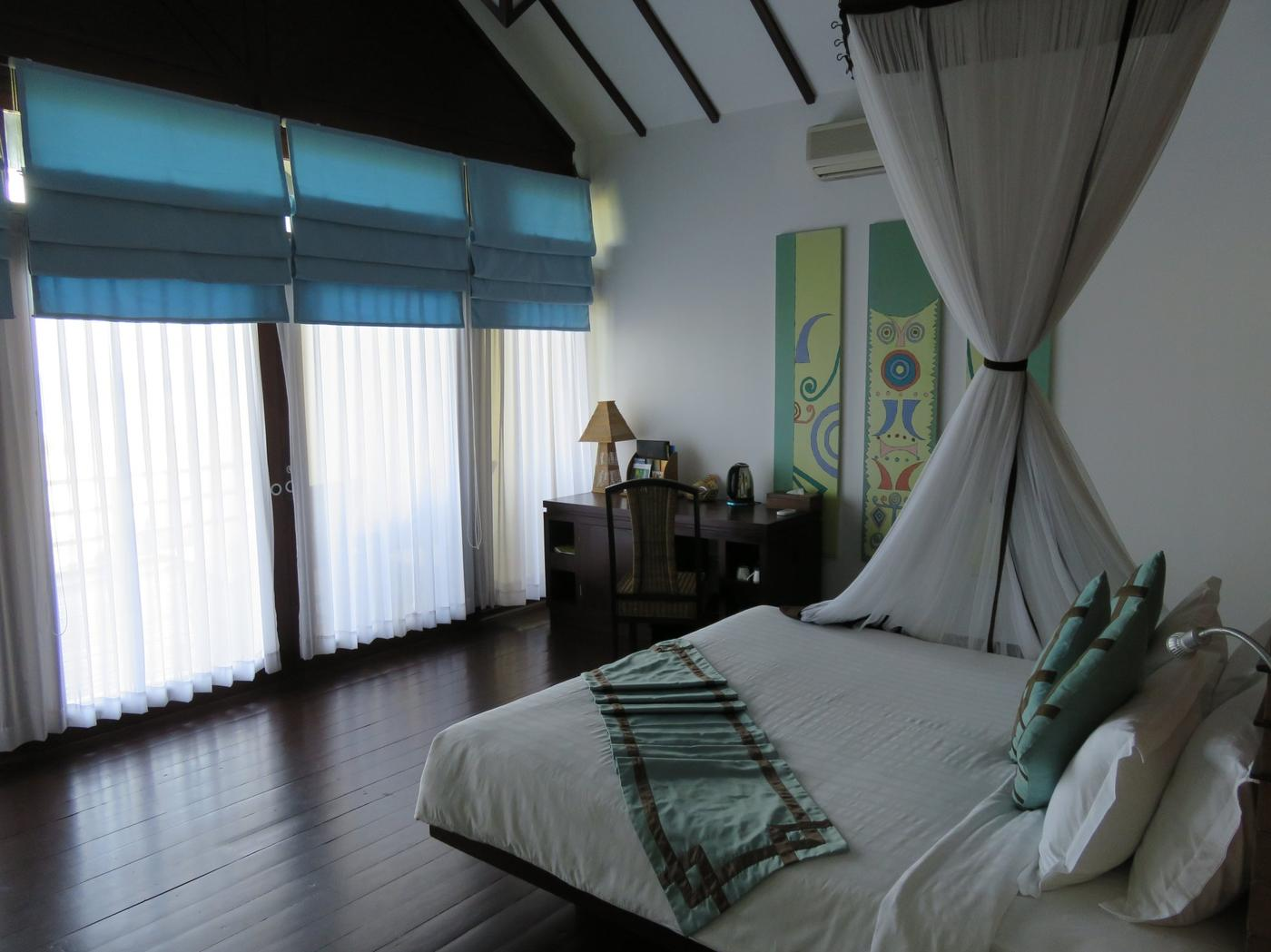 Room interior, Bay of Bengal Resort
