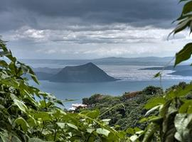 Taal Lake, Luzon, the Philippines