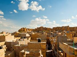Honeycomb city, Jaisalmer