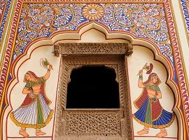 Painted Haveli, Shekhawati