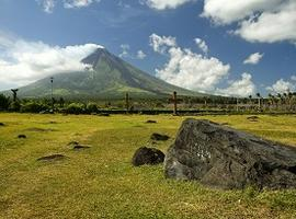 Mayon Volcano, Legaspi, the Philippines