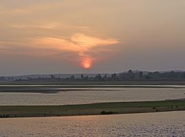 Sunset, Kabini National Park
