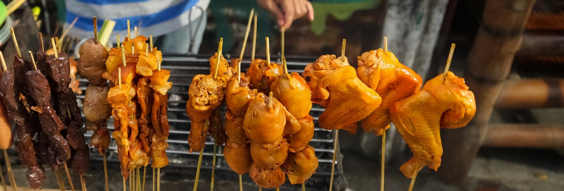 Manila Food Tour, the Philippines