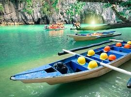 Underground River, Sabang, the Philippines