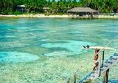 Learn to surf in Siargao