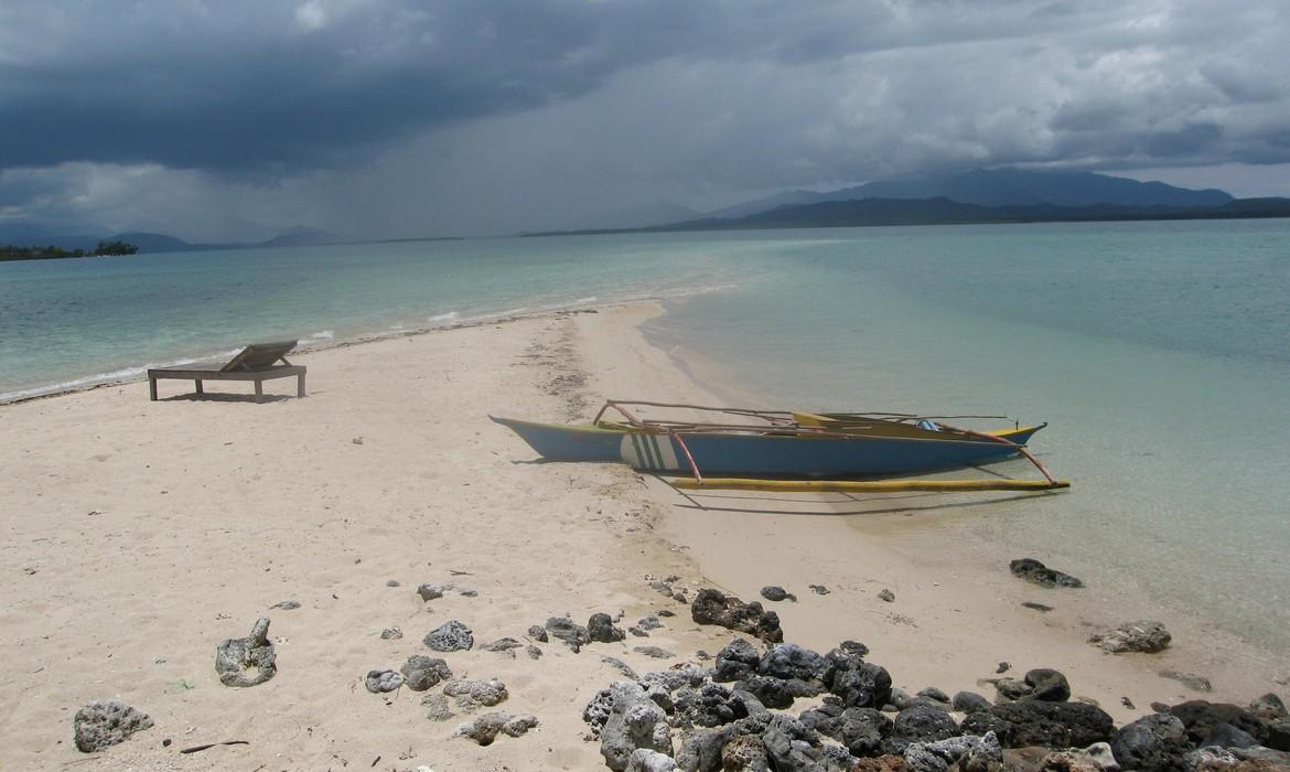 how to get to dos palmas from puerto princesa
