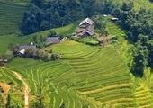 Trek around Sapa