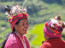 Ifugao villagers, Luzon, the Philippines