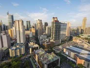 Skyline, Manila, the Philippines