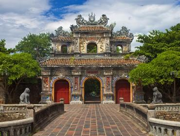 Gates to the Citadel, Hue