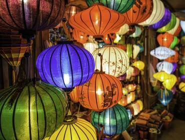 Chinese lanterns, Hoi An