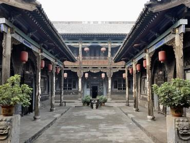 Ancient building, Pingyao
