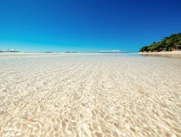 Beach, Panglao Island, the Philippines