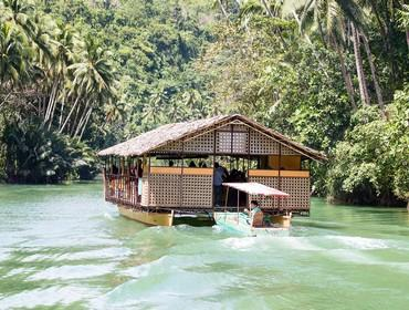 Loboc River Cruise, Bohol, the Philippines