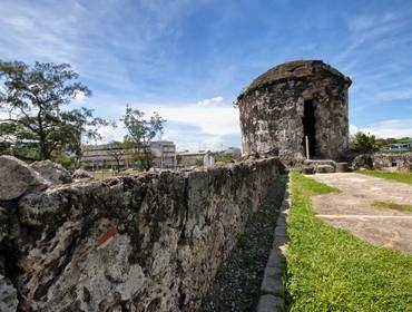 Fort San Pedro, Cebu, The Philippines