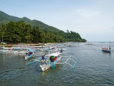 Traditional boats, Negros