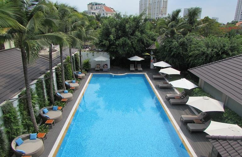Swimming Pool, Villa Song Saigon