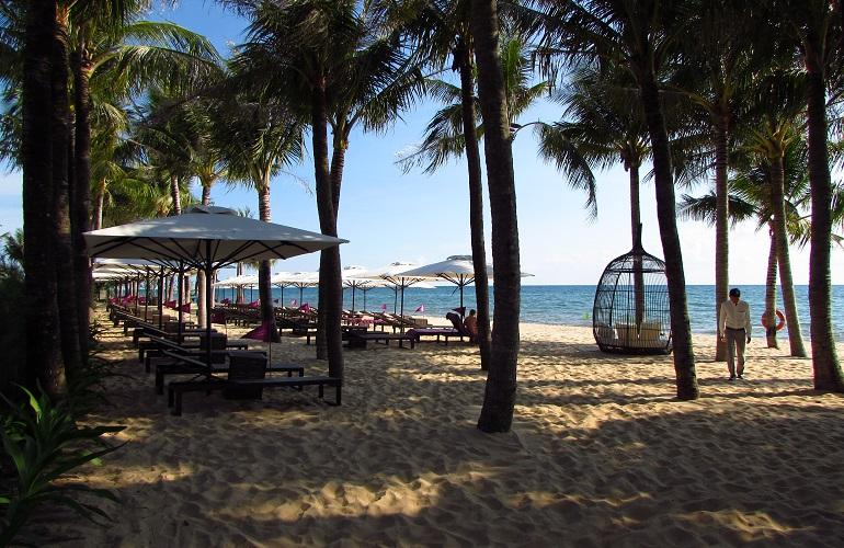 Beach, Salinda Resort