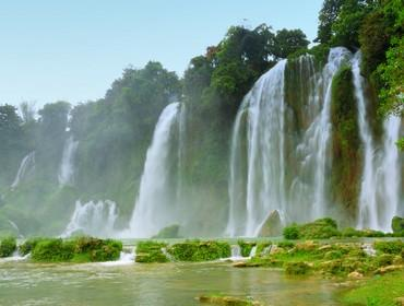 Ban Gioc Waterfalls, Cao Bang