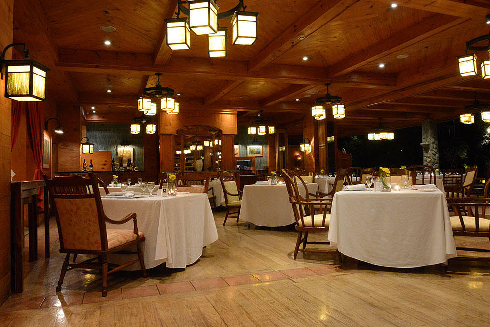 Restaurant, the Manor at Camp John Hay