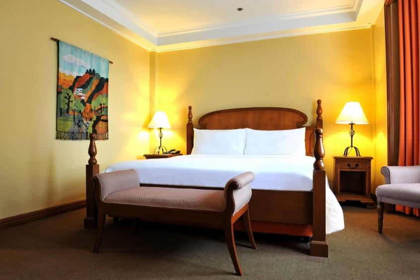 Suite Room, the Manor at Camp John Hay